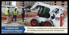 Commercial Foundation Repair in Dallas, TX