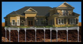 RESIDENTIAL FOUNDATION REPAIR in Dallas, TX